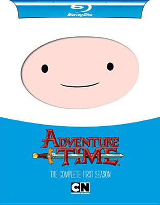 ADVENTURE TIME:COMPLETE FIRST SEASON BY ADVENTURE TIME (Blu-Ray)